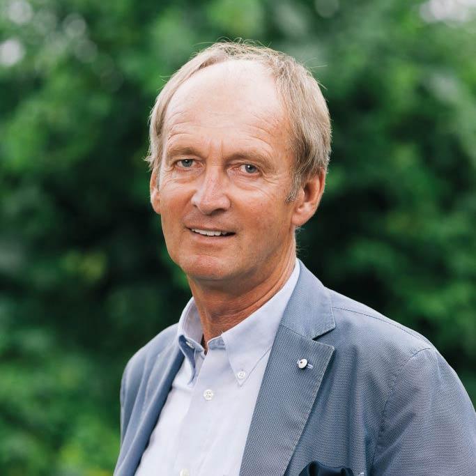 Herbert Brunsteiner Buergermeister Voeklabruck im Portrait