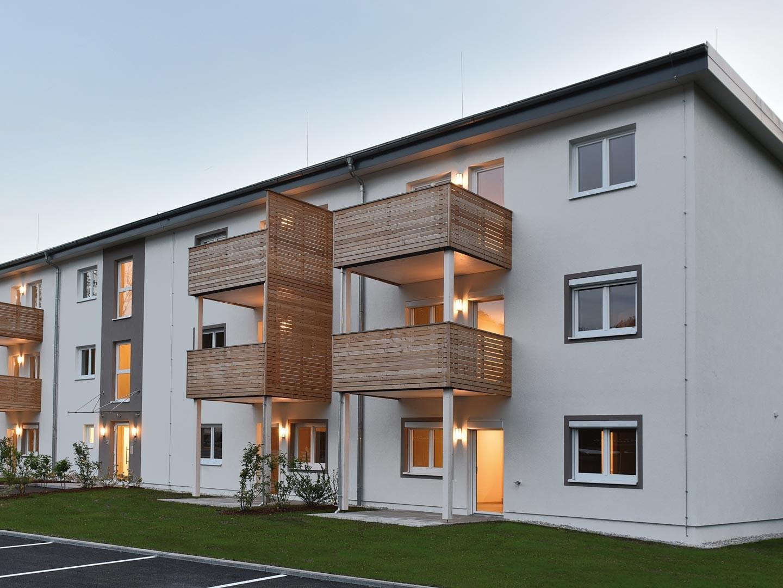 all-in99 Projekt Bad Ischl Wohngebäude in Tagesansicht