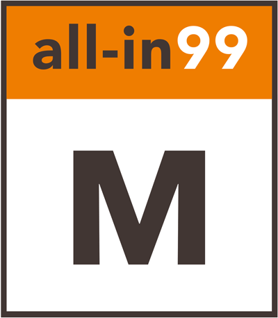 all-in99 Label Modell M