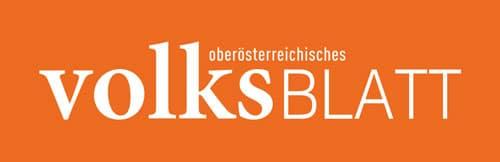 Logo oberoesterreichisches Volksblatt