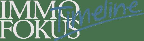 Logo Immo Fokus Timeline