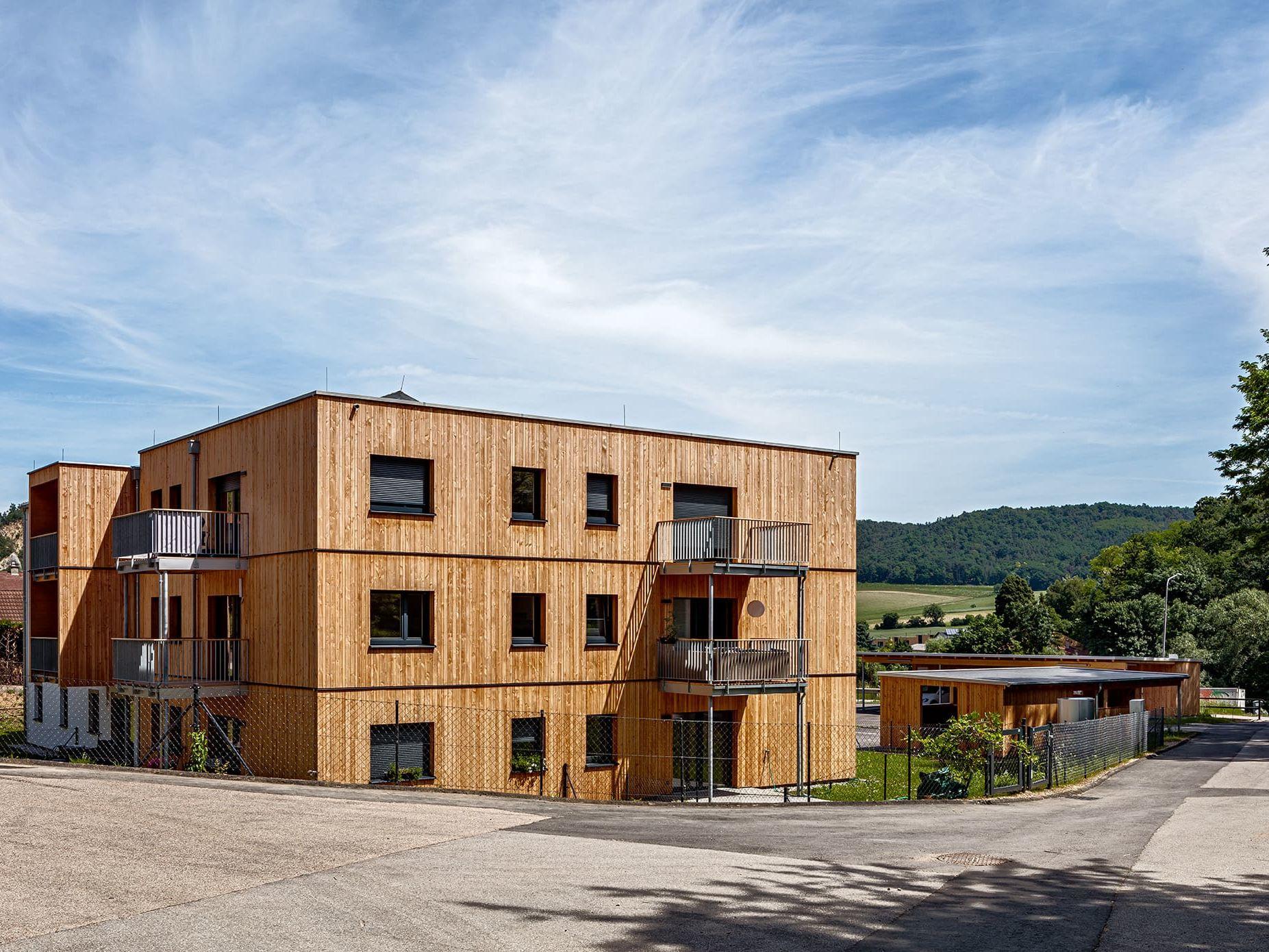 Projekt Paudorf_Vorsorgehaus